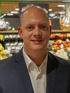Sven Dekker - Verkaufsleiter EDEKA Raber